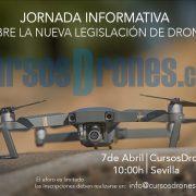 JORNADA INFORMATIVA SOBRE LA NUEVA LEGISLACIÓN DE DRONES