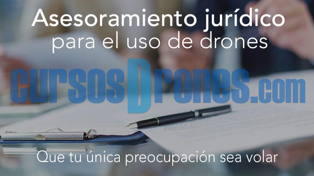 Asesoramiento jurídico para el uso de drones