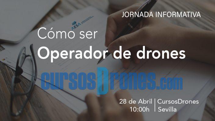 CÓMO SER OPERADOR DE DRONES