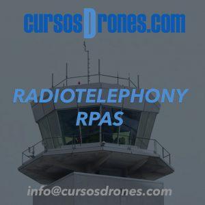 RADIOTELEPHONY RPAS